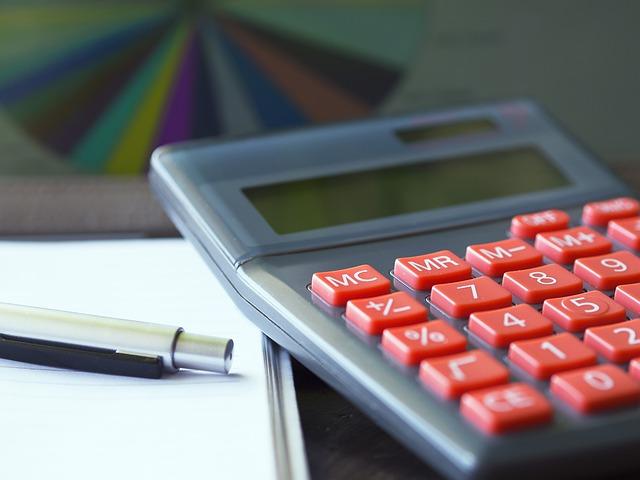 Spotřebitelský úvěr kalkulačka